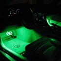 1997-2004 C5 Corvette Footwell LED Lighting Kit