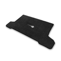 C7 Corvette Stingray Cargo Mat Convertible - Lloyds Mats with Stingray Emblem : Black