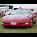 Corvette Bra - Speed Lingerie Color Matched with License Plate Window : 1997-2004 C5 & Z06