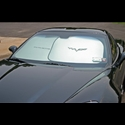 Corvette Windshield Cool Shade : 2005-2013 C6