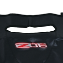 Corvette Bra - Custom Fit with Emblem : 2005-2013 Z06 or Grand Sport
