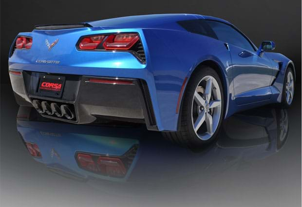 Corsa Corvette Exhaust Systems