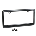 Corvette License Plate Frame - Carbon Fiber : All C5 / C6 / C7