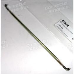 Corvette Lower Door Lock Control Rod: 1968-1977