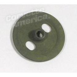 Corvette Door Glass Stop Nut.: 1984-1996