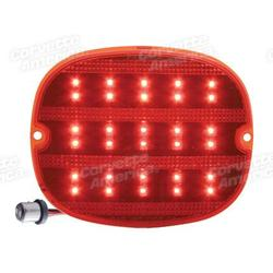 Corvette LED Tail Light: 1990-1996