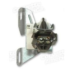 Corvette Headlight Dimmer Switch. Except 87-91: 1984-1996