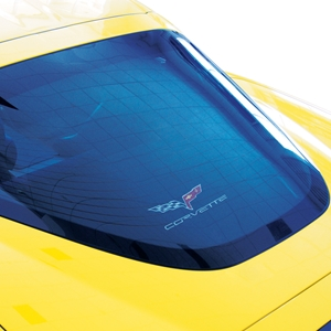 Corvette Rear Cargo Shade : 2005-2013 C6