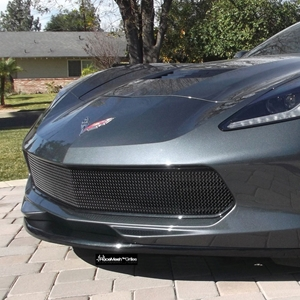 2014 C7 Corvette Stingray One Piece Lower Valance Grille