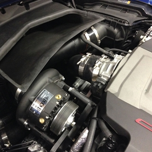 C7 Corvette Stingray ECS NOVI 1500/2200 Supercharger System