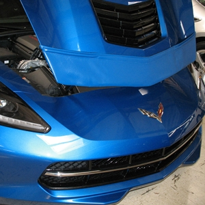 2014, 2015, 2016, 2017 C7 Corvette Stingray, Z51, Z06, Grand Sport Speed Lingerie Front Edge Hood Protector
