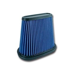 2014, 2015, 2016, 2017, C7 Corvette Stingray LT1 - AIRAID Direct-Fit Replacement Air Filter : Dry Filter - Blue