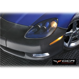 Corvette Bra - Custom Fit with Emblem : 2005-2013 C6