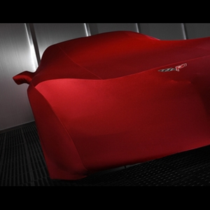 Corvette Car Cover - All Weather : 2005-2013 C6