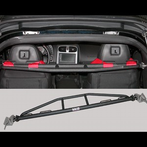 Corvette Harness Mount Bar : Brey-Krause : 2005-2013 C6,Z06,ZR1,Grand Sport