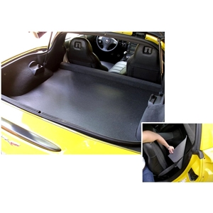 Corvette Rear Cargo BLOCKIT Sound Deadening System : 2005-2013 C6 Coupe