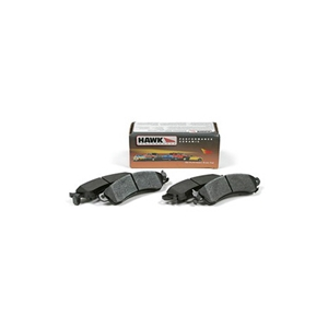 Corvette Brake Pads - Hawk Ceramic - Front : 1988-1996 C4
