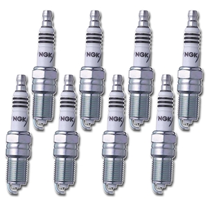 Corvette Spark Plugs (Set) - NGK Iridium IX :  1992-1996 C4