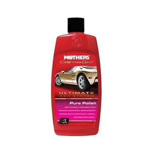 Mothers Car Care - California Gold Pure Polish - UWS® Step 1