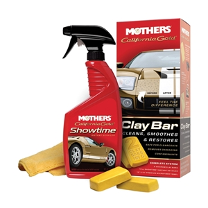 Mothers Car Care - Clay Bar System