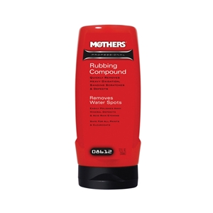 Mothers Car Care - Rubbing Compound