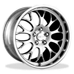 Corvette Wheels Custom - 1-Piece Forged Aluminum : Style SP20A