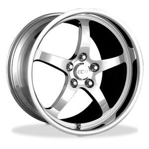 Corvette Wheels Custom - 1-Piece Forged Aluminum : Style SP500