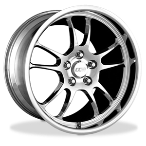 Corvette Wheels Custom - 1-Piece Forged Aluminum : Style T10