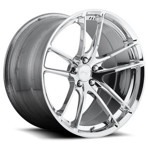 Corvette Custom Wheels - Niche Enyo T76 : Hi-Luster Polished