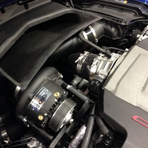 C7 Corvette Stingray, Grand Sport ECS NOVI 1500/2200 Supercharger System : 2015+