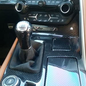 C7 Corvette Stingray, Z51, Z06, Grand Sport Carbon Fiber Shift Knob