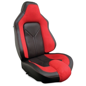 Corvette Sport Seat Foam & Seat Covers : 2005 - 2013 C6, Z06, GS & ZR1