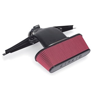 Corvette Air Intake System - Airaid SynthaMax : 2005-2007 C6 LS2