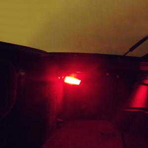 Corvette Hatch/Trunk LED : 1997-2004 C5