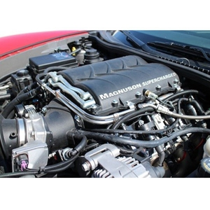 Corvette Supercharger HeartBeat Kit - Magnuson : 2006-2013 C6 Z06 LS7