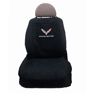 2014, 2015, 2016, 2017 C7 Stingray, Z51, Z06, Grand Sport Corvette Seat Armour Seat Cover
