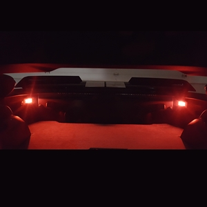 C7 Corvette - Hatch/Trunk LED Bulb Lighting Kit 2 Pc : Stingray, Z51, Z06, Grand Sport, ZR1