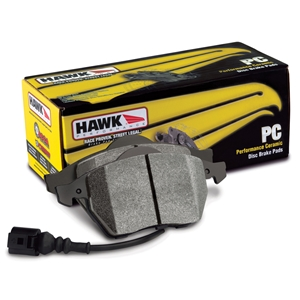 C7 Z06, Grand Sport Corvette Brake Pads - Hawk Ceramic - Front