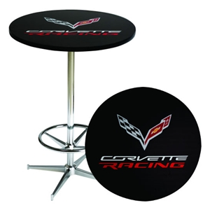 2014, 2015, 2016+ C7 Corvette Racing Pub Table