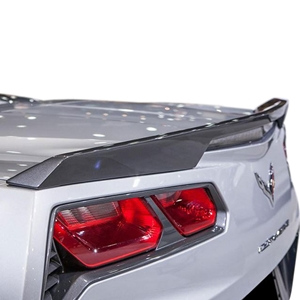 C7 Corvette Stingray High Rise Factory Style Rear Spoiler - Painted