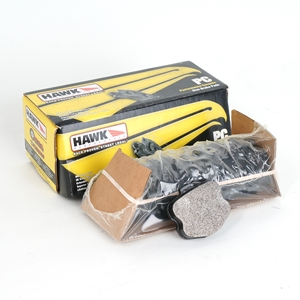 Corvette Front Brake Pads - Hawk Ceramic : 2006-2013 Z06 & Grand Sport