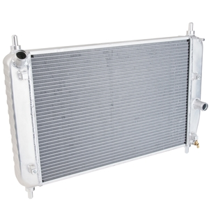 2014, 2015, 2016, 2017, C7 Corvette Radiator Direct Fit Aluminum : Stingray, Z51, Z06, Grand Sport