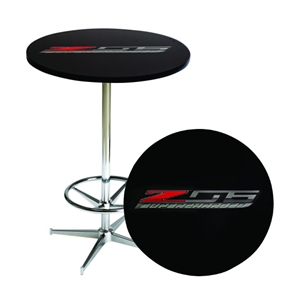 2014, 2015, 2016, 2017, Corvette Pub Table : C7 Z06