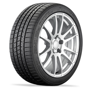 Corvette Tires - Michelin Pilot Sport A/S 3+ (Plus) ZP