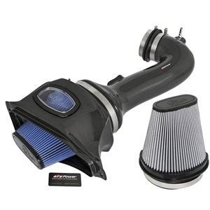 2015, 2016, 2017, C7 Z06 Corvette - aFe Black Series Momentum Carbon Fiber Cold Air Intake System