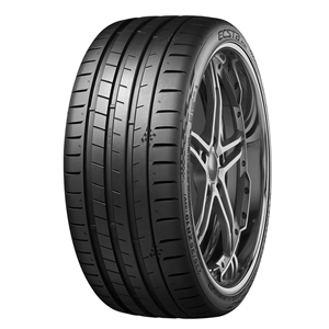 Corvette Tires - Kumho ECSTA PS91 Tire Package