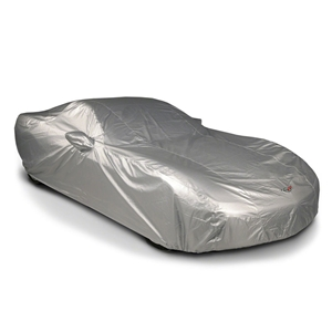 1997-2004 C5 Corvette Silverguard Plus Car Cover w/C5 Emblem