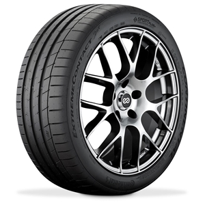 Corvette Tires - Continental ExtremeContact Sport