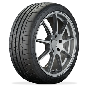 Michelin Pilot Super Sport - Max Performance Summer Corvette Tires