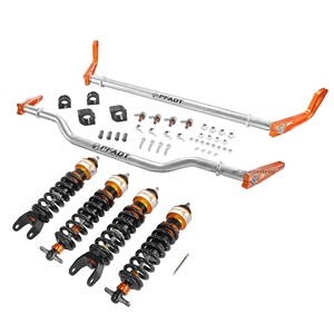 2005-2013 C6 Corvette Stage 2 aFe Control PFADT Suspension Package